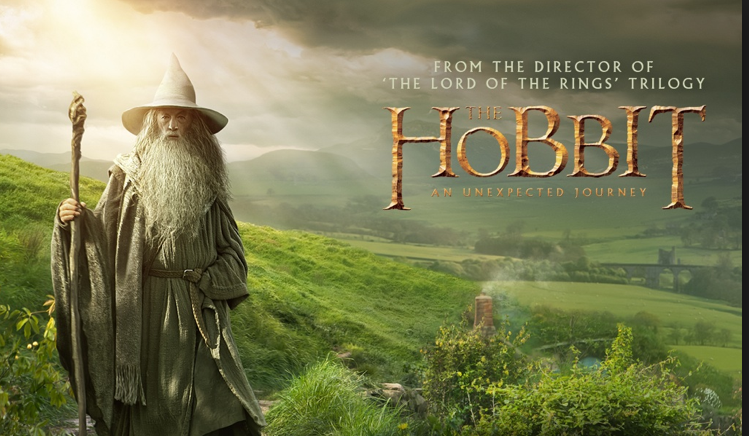 Sur Les Pas Du Hobbit En Nouvelle