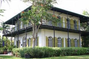 maison_Hemingway_key_west_rue_whitehead