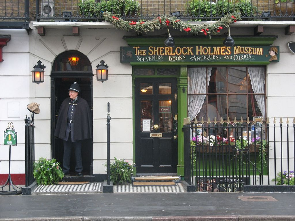 Sur les pas de Sherlock Holmes ? | AbcVoyage - Avion hôtel ...