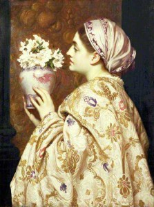 Leighton_house_noble_lady_of_venice