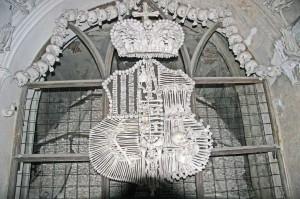 Sedlec Ossuary in Sedlec