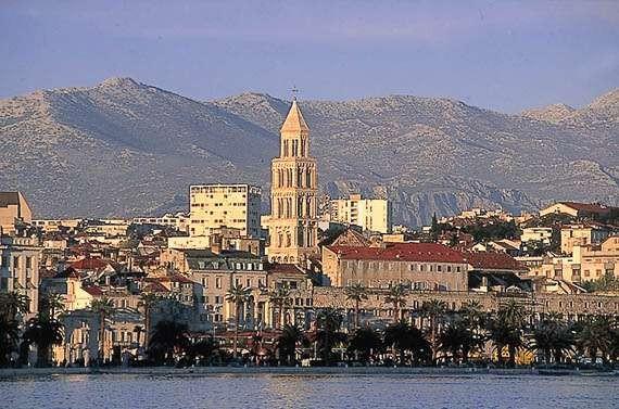 Visiter Split ; découvrir l'héritage croate de l'empereur Dioclétien en Dalmatie centrale 1