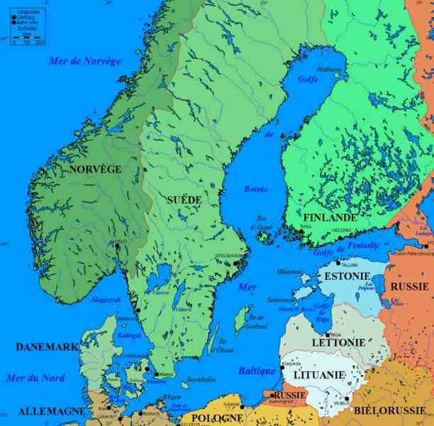ABC Voyage Europe du Nord > Avion hôtel séjour week-end ...