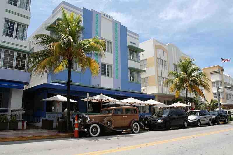 Vol Et Hotel Miami