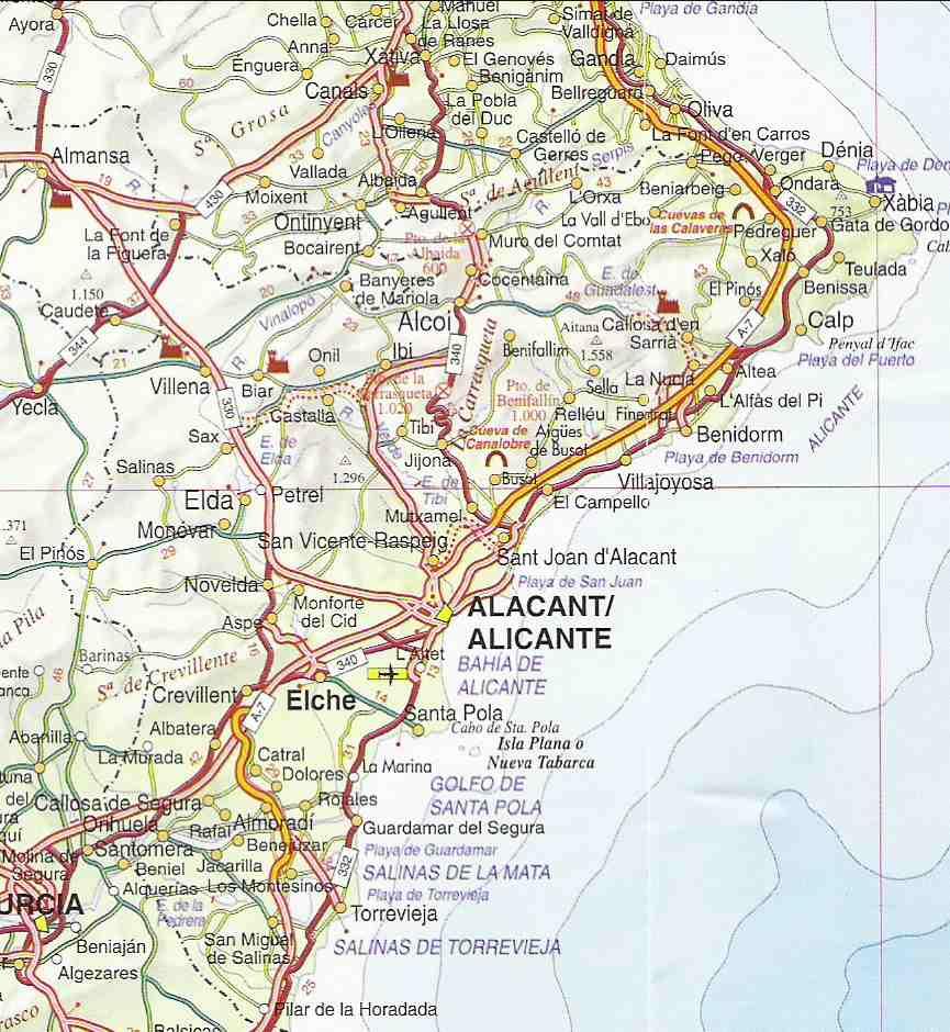 Abc Voyage Torrevieja Gt Avion H 244 Tel S 233 Jour Week End Pas Cher