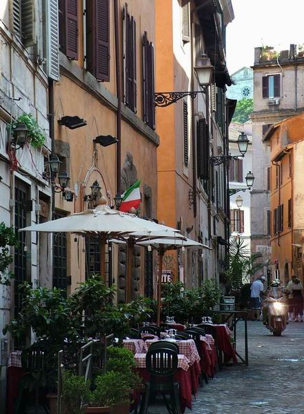 Avion Et Hotel Rome